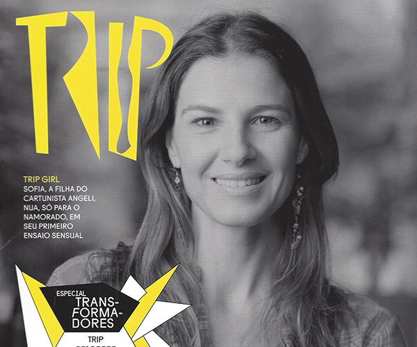 Interview with ESTELA RENNER for Trip Magazine