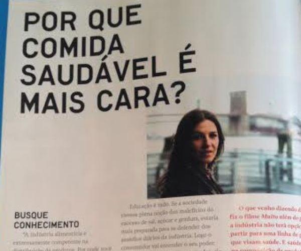 TPM Magazine | Interview Estela Renner